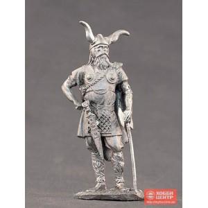 Англо-Саксонский воин 10 век арт.54-43