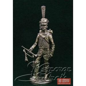 Трубач Батальон морской пехоты Императорской гвардии, 1809-11 гг. 5543