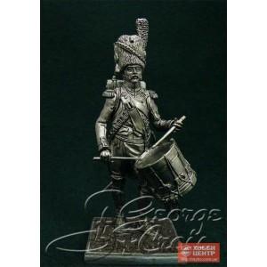 Батальонный барабанщик. 3-й (Голландский) полк пеших гренадер Императорской Гвардии 1810 г. 5554