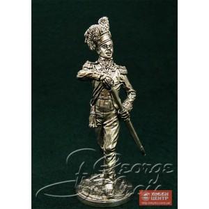 Офицер. Шотландцы 92-го Гордона полка 1815 г. 5570