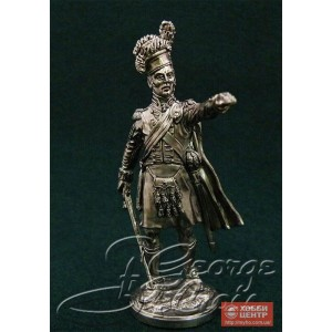 Сержант-Майор. Шотландцы 92-го Гордона полка 1815 г. 5572
