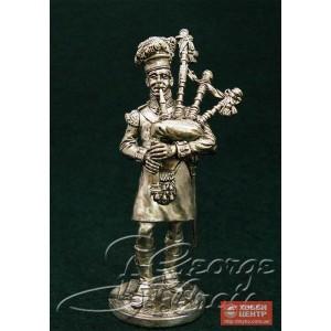 Волынщик. Шотландцы 92-го Гордона полка 1815 г. 5573