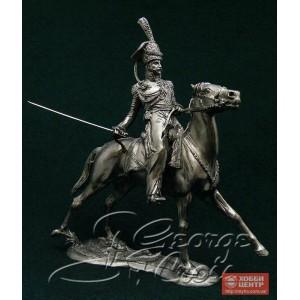 Командир лейб-гвардии Казачьего полка граф В.В. Орлов-Денисов, 1812 г. 5591