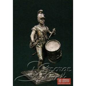 Барабанщик. Германские полки линейной пехоты, фузилерная рота 1805-14 гг. 5672