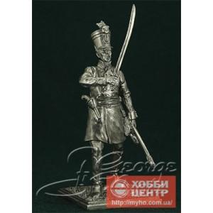 Офицер в сюртуке. Венгерские полки линейной пехоты, фузилерная рота 1805-14 гг. 5680.1