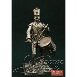 Барабанщик. Венгерские полки линейной пехоты, фузилерная рота 1805-14 гг. 5682