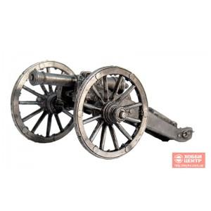 6-фунтовая пушка пешей и конной артиллерии. Россия, 1-я четв. 19 века AR08