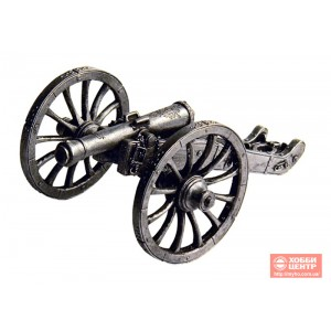 6-фунтовая пушка системы XI года. Франция, 1803-1815 гг. AR05