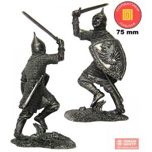 Русский дружинник, 13 век PTS-75023