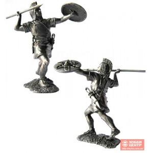 Карфагенский воин-кельтибер, 3-2 вв до .н. э PTS-5213
