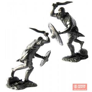 Карфагенский воин-адирмахид, 3-2 вв до н. э. PTS-5208