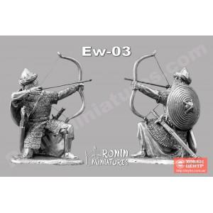 Сарацин-лучник Ew-3
