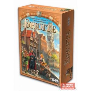 Настольная экономическая игра Брюгге