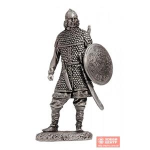 Гуннский воин, 4-7 вв. EK-75-07