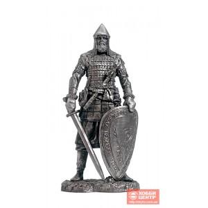 Воин старшей дружины белозерских князей, 14 век EK-75-09