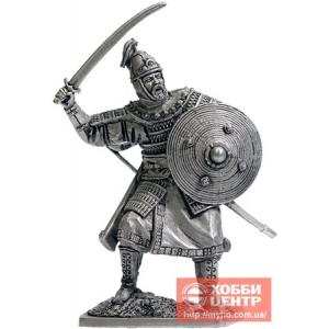 Монгольский воин, 13 век Horde-01