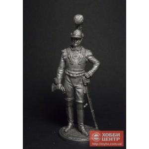 Офицер первого карабинерного полка, Франция, 1810-15 NAP-83