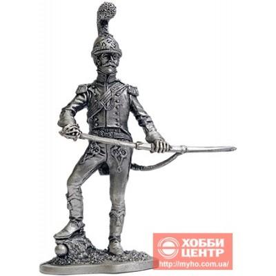 Офицер шевалежерского полка, 1811-1814 Vint-06