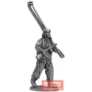 Автоматчик лыжных батальонов Красной Армии 1941-44 СССР WWII-53