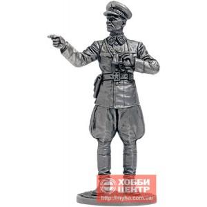 Генерал-полковник И.С.Конев, 1942 г. СССР WWII-56