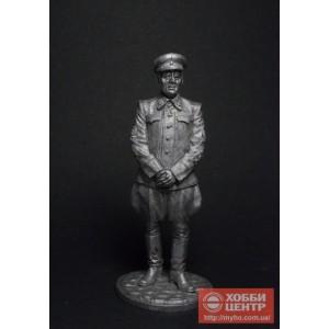Нарком НКВД СССР, Ген. комиссар госбезопасности Л.П.Берия. 1941-43 гг. WWII-59
