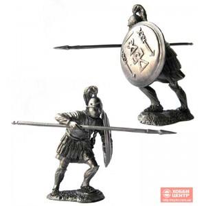 Карфагенский тяжеловооруженный пехотинец, 3-2 вв до .н. э. PTS-5210