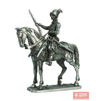 Европейский конный аркебузир, 1600 год M91