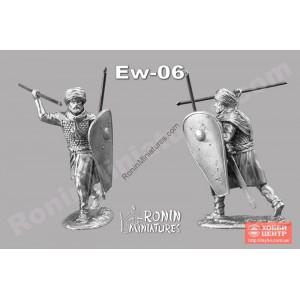 Фатимидский сарацин с дротиком Ew-06