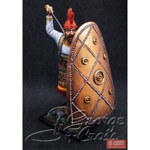 Троянский воин 5012.1 Троянская война 13-14 век до н.э