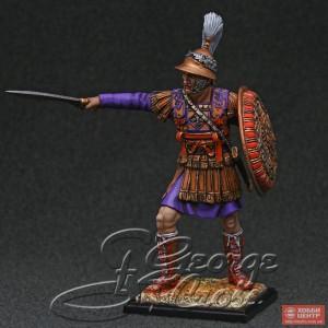 Таксиарх, командир таксиса 5071.1 Армии Александра и диадохов 3-4 век до н.э
