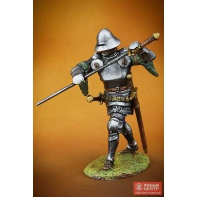 Германский рыцарь конец начало 15 века Ro
