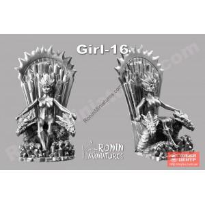 Снежная Королева Girl-16