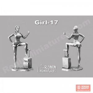 Автостопщица Girl-17