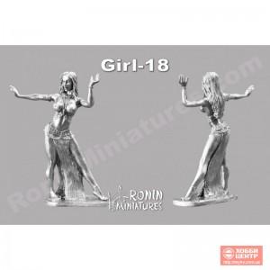Танцовщица Girl-18