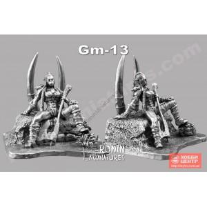 Орчанка на троне Gm-13