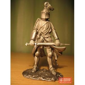 Италия. Рыцарь 13 век