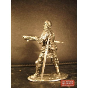 Стрелок из ручницы. Тевтонский орден 1410 год Or-03