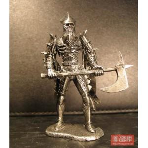 Нитраль – воин Дикой охоты из игры Ведьмак 3 Wh-07