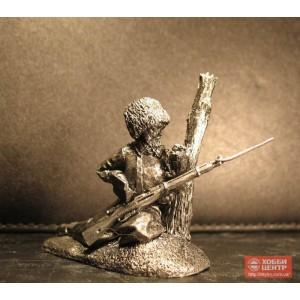 Сибирский стрелок. Армия Комуча (Колчаковцы) Wa-03