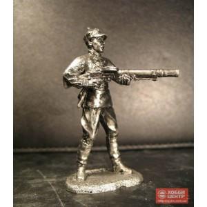 Пехотинец РККА с пулеметом Ra-06