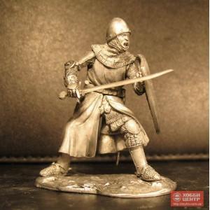 Италия. Рыцарь 12-13 век
