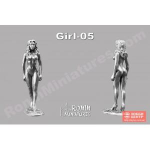 Девушка обнаженная Girl-05