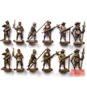 Армия Швеции, XVII века 40 мм PTS-4019