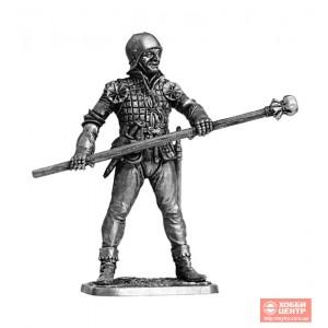 Артиллерист с прибойником. Зап. Европа, 15 век M266
