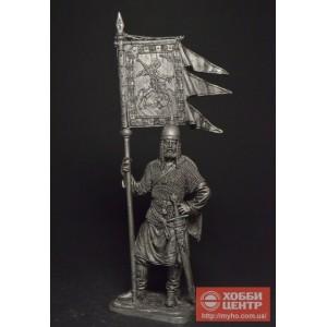 Русский ратник со стягом Св. Георгия, 11-13 вв. M290