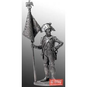 Старший сержант - орлоносец 4-го лин. плк. Франция, 1805 г. NAP-76