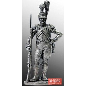 Рядовой роты гвардейских инженеров. Франция, 1811-15 гг. NAP-78