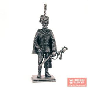 Генерал Лейб-гвардии Гусарского Его Величества полка в парадной форме. 1855 год EV-101