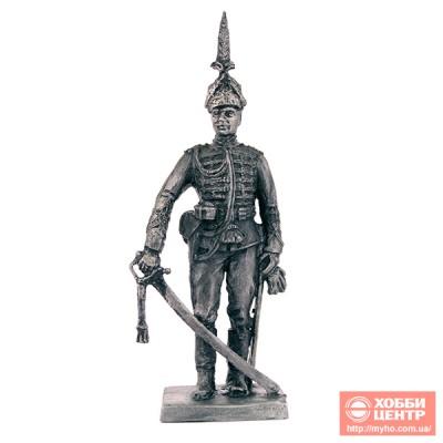 Конвоец Лейб-гвардии Болгарских монархов в парадной форме. 1890 год EV-99