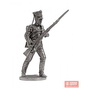 Мушкетер Екатеринбургского пехотного полка. Россия, 1810-12 гг. NAP-71